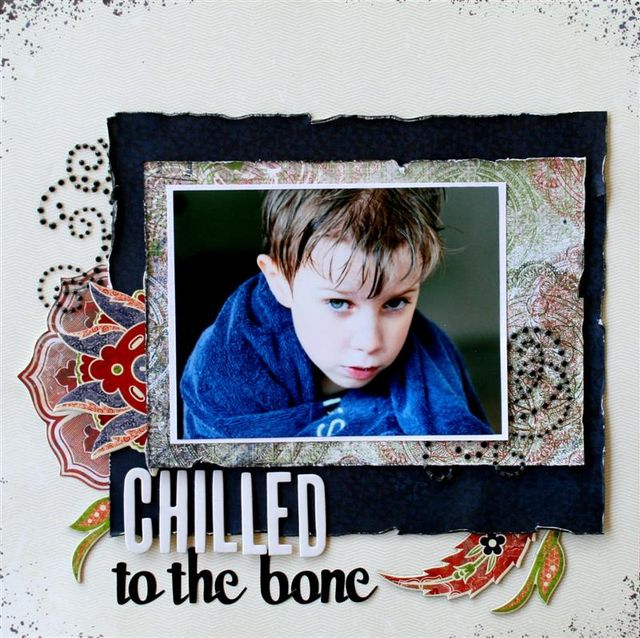 Chilled to the bone (Medium)