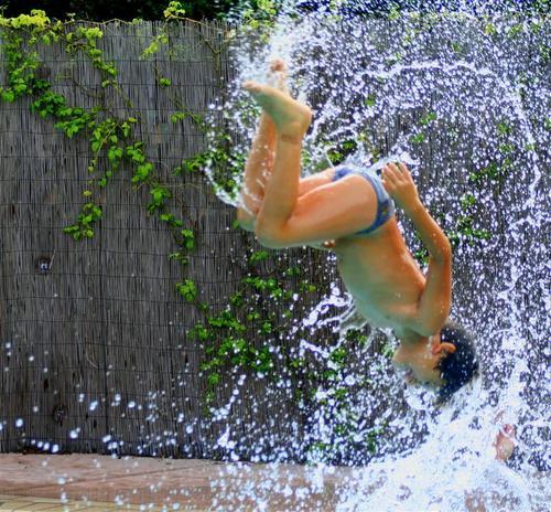 Pool Flips - Zac